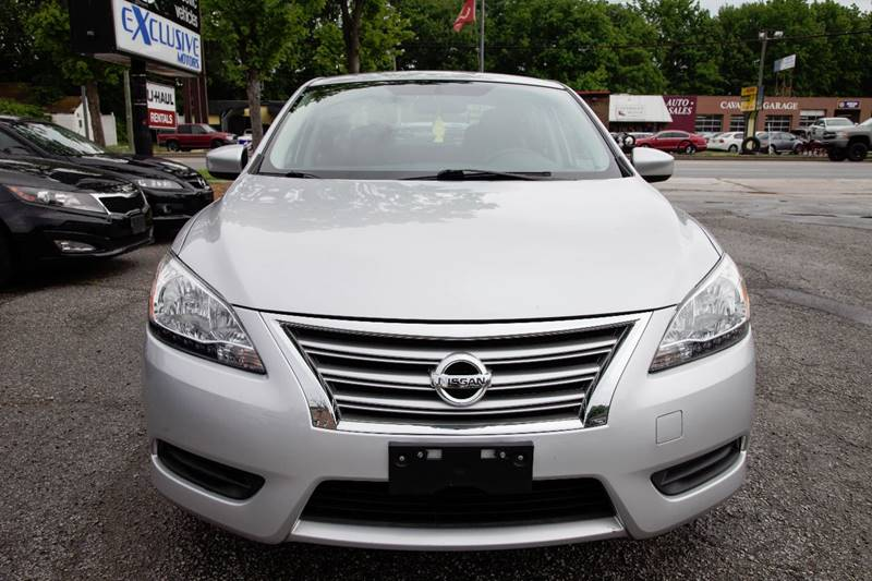 2014 Nissan Sentra SV 4dr Sedan - Virginia Beach VA