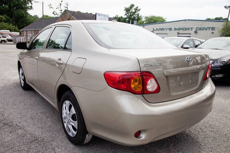 2010 Toyota Corolla LE 4dr Sedan 4A - Virginia Beach VA