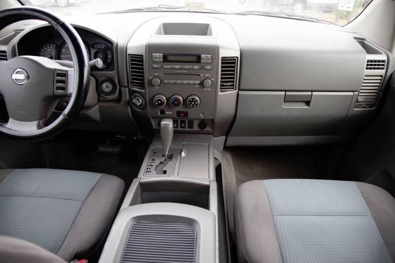 2006 Nissan Titan SE FFV 4dr Crew Cab 4WD SB - Virginia Beach VA