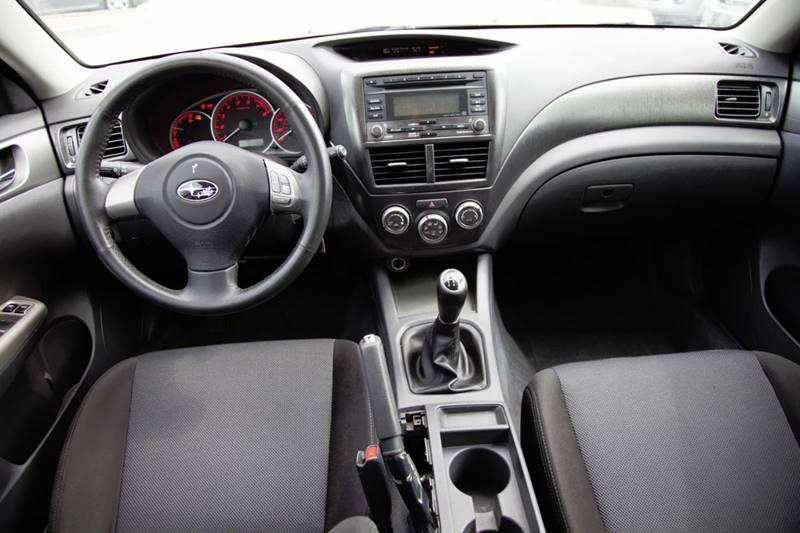 2008 Subaru Impreza AWD WRX 4dr Sedan 5M w/VDC - Virginia Beach VA