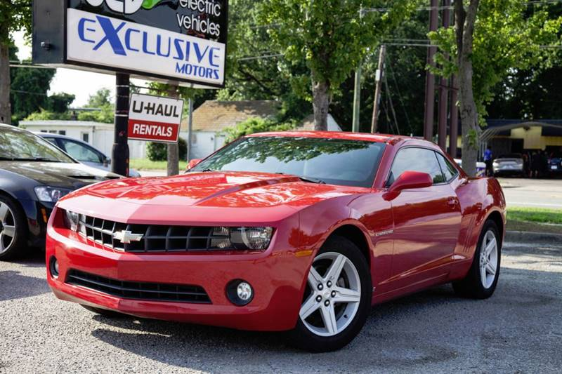 2010 Chevrolet Camaro LT 2dr Coupe w/1LT - Virginia Beach VA