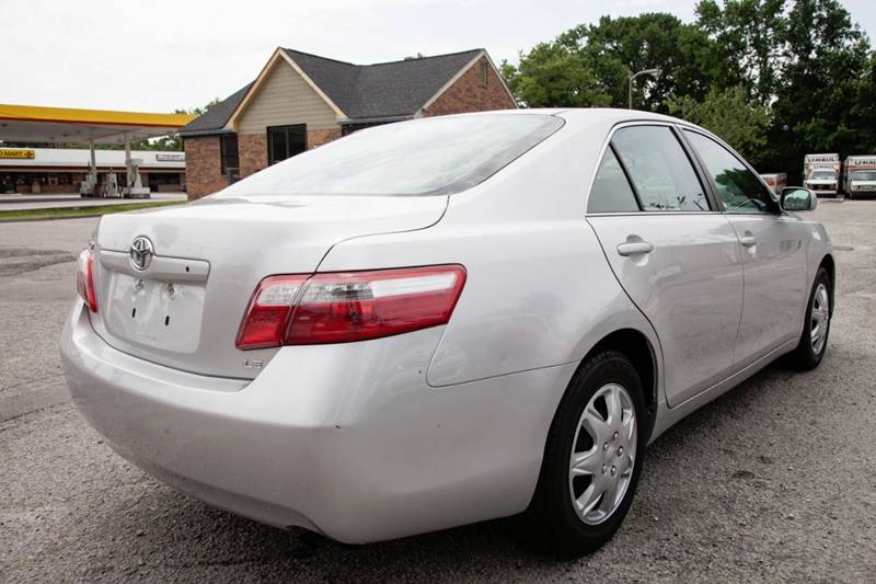 2008 toyota camry le 4dr sedan 5a in virginia beach va exclusive motors. Black Bedroom Furniture Sets. Home Design Ideas