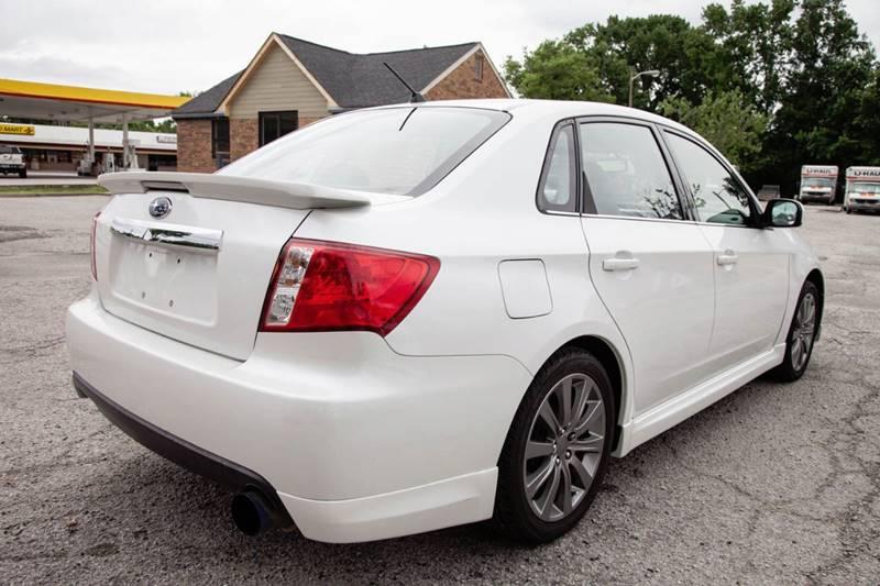 2009 Subaru Impreza AWD WRX Premium 4dr Sedan - Virginia Beach VA