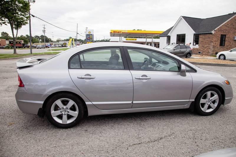 2007 Honda Civic EX 4dr Sedan (1.8L I4 5A) - Virginia Beach VA