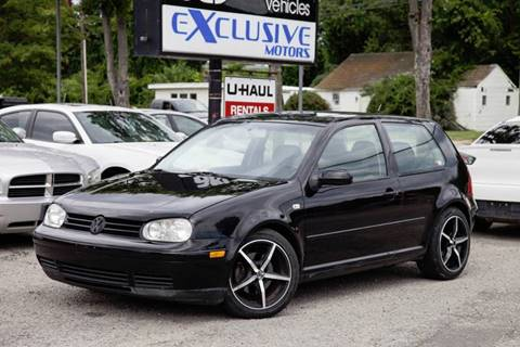 2002 Volkswagen GTI for sale in Virginia Beach, VA