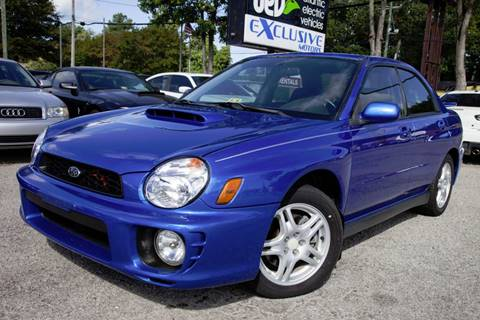 2002 Subaru Impreza for sale in Virginia Beach, VA