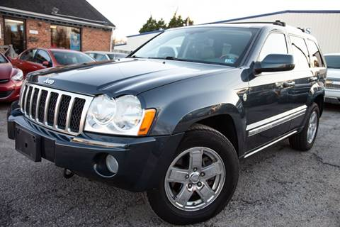 2007 Jeep Grand Cherokee for sale in Virginia Beach, VA