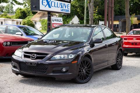 Mazdaspeed6 For Sale >> 2006 Mazda Mazdaspeed6 For Sale In Virginia Beach Va
