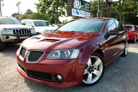 2009 Pontiac G8 for sale in Virginia Beach, VA