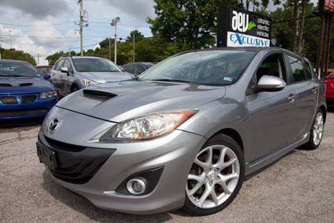 Mazdaspeed3 For Sale >> 2010 Mazda Mazdaspeed3 For Sale In Virginia Beach Va