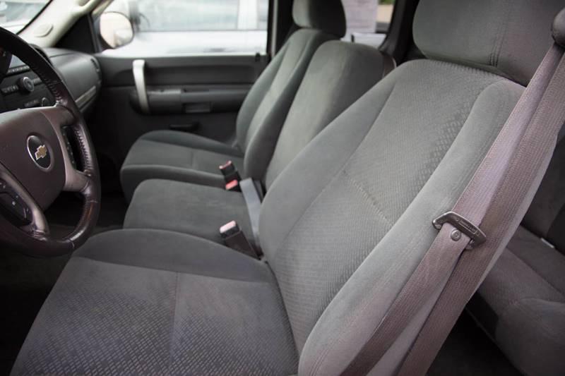 2008 Chevrolet Silverado 1500 4WD LT2 4dr Extended Cab 6.5 ft. SB - Virginia Beach VA