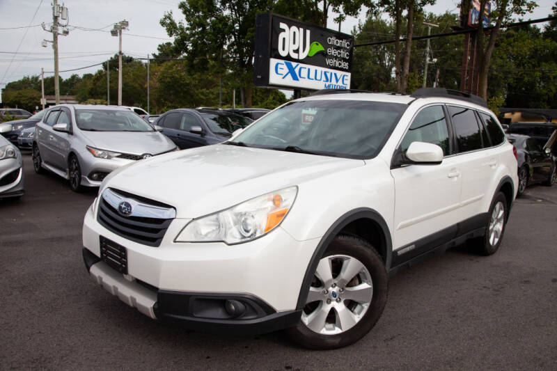 2012 Subaru Outback for sale at EXCLUSIVE MOTORS in Virginia Beach VA