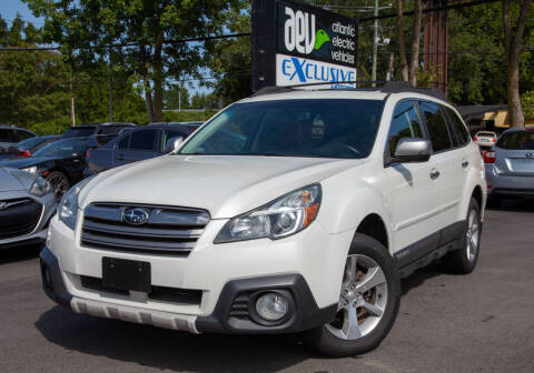2013 Subaru Outback for sale at EXCLUSIVE MOTORS in Virginia Beach VA