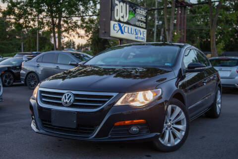 2009 Volkswagen CC for sale at EXCLUSIVE MOTORS in Virginia Beach VA