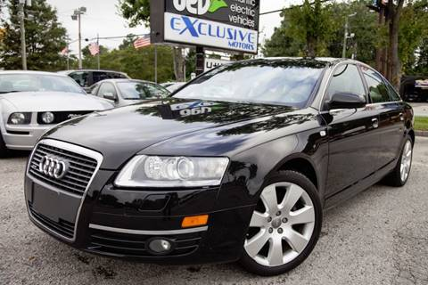 2007 Audi A6 for sale in Virginia Beach, VA
