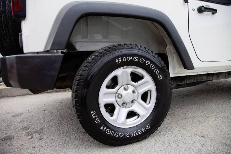2007 Jeep Wrangler 4x4 X 2dr SUV - Virginia Beach VA