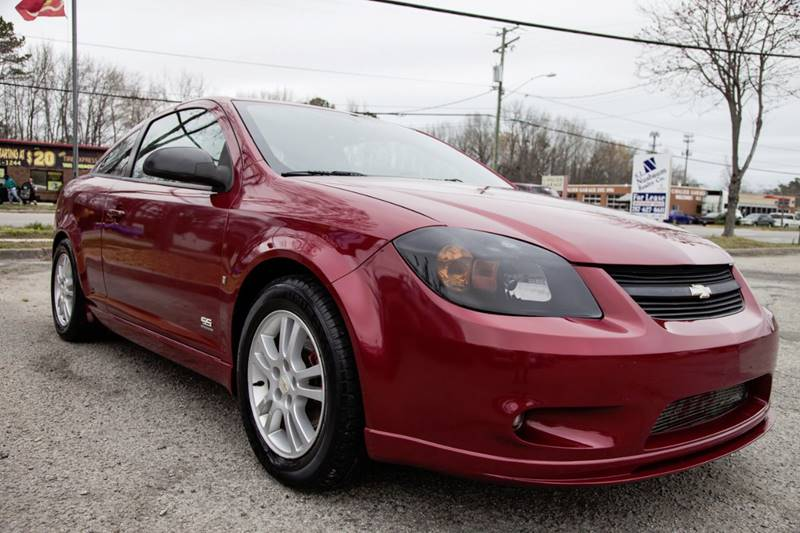 2007 Chevrolet Cobalt SS 2dr Coupe (2L I4) w/ Head Curtain Airbags - Virginia Beach VA