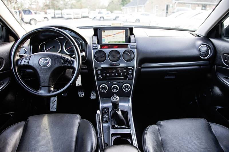 2007 Mazda MAZDASPEED6 AWD Grand Touring 4dr Sport Sedan - Virginia Beach VA