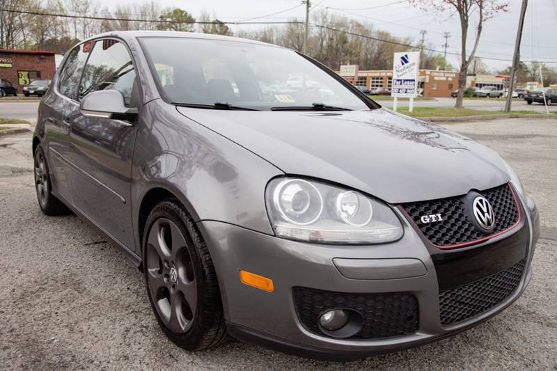 2008 Volkswagen GTI 2dr Hatchback 6A (ends mid-May 08) - Virginia Beach VA