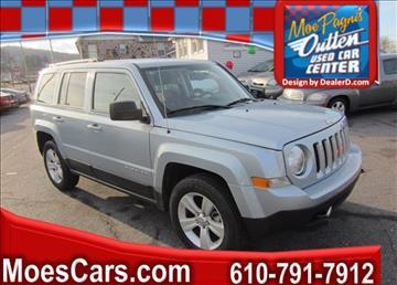 2013 Jeep Patriot for sale in Allentown, PA