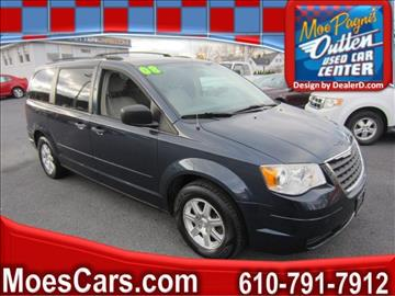 2008 Chrysler Town and Country for sale in Allentown, PA