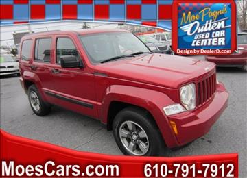 2008 Jeep Liberty for sale in Allentown, PA