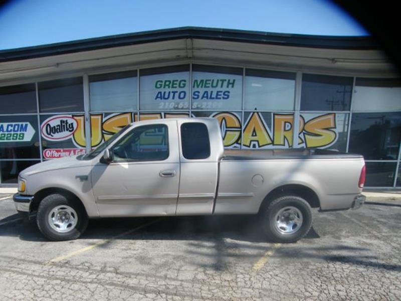 1998 Ford F 150 Xl Supercab Short Bed 2wd In Universal City Tx