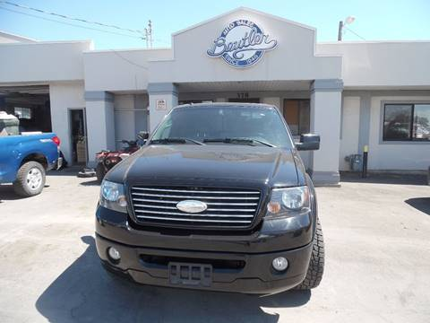 2007 Ford F-150 for sale in Clearfield, UT