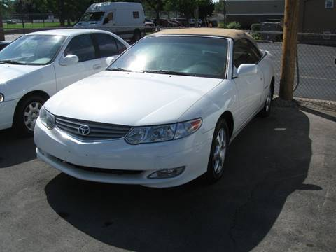 2003 Toyota Camry Solara for sale in Clearfield, UT