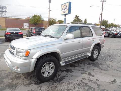 2001 Toyota 4Runner for sale in Clearfield, UT