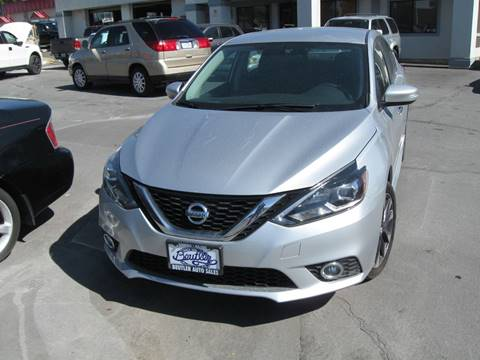 2016 Nissan Sentra for sale in Clearfield, UT