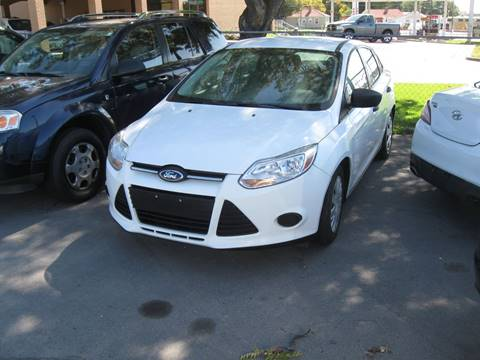 2014 Ford Focus for sale in Clearfield, UT