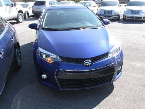 2016 Toyota Corolla for sale in Clearfield, UT