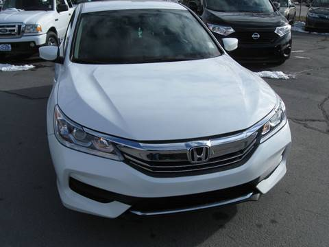 2016 Honda Accord for sale in Clearfield, UT