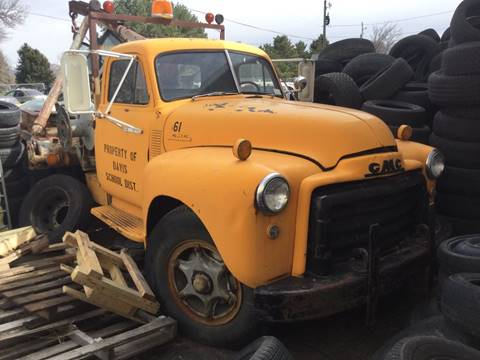 1952 GMC C/K 3500 Series for sale at Beutler Auto Sales in Clearfield UT
