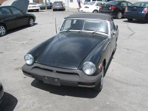1977 MG Midget for sale in Clearfield, UT