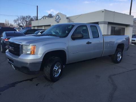 2011 GMC Sierra 2500HD for sale in Clearfield, UT
