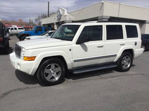 2010 Jeep Commander for sale in Clearfield, UT