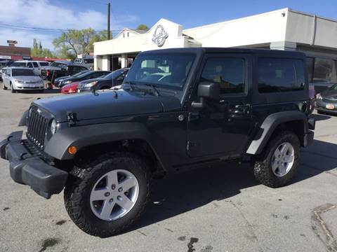 2018 Jeep Wrangler for sale in Clearfield, UT