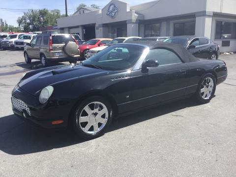 2003 Ford Thunderbird for sale in Clearfield, UT