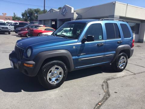 2004 Jeep Liberty for sale in Clearfield, UT
