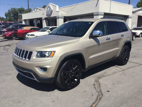 Used Jeeps Near Me >> 2015 Jeep Grand Cherokee For Sale In Clearfield Ut