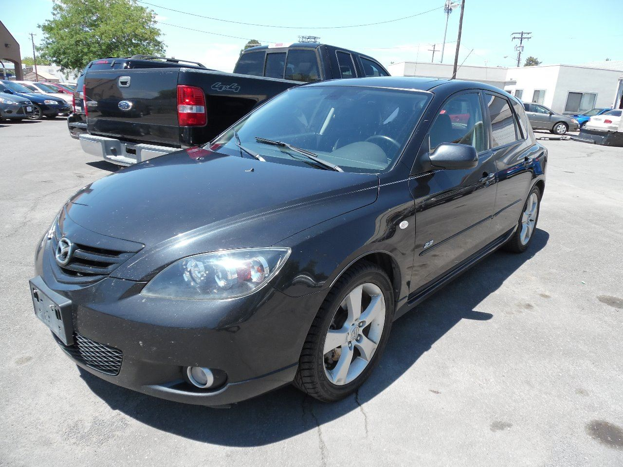 2006 mazda mazda3 s grand touring 4dr wagon in clearfield ut beutler auto sales. Black Bedroom Furniture Sets. Home Design Ideas
