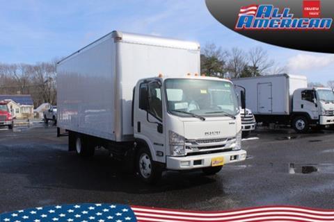 2019 Isuzu Dry Freight Box for sale in Old Bridge, NJ