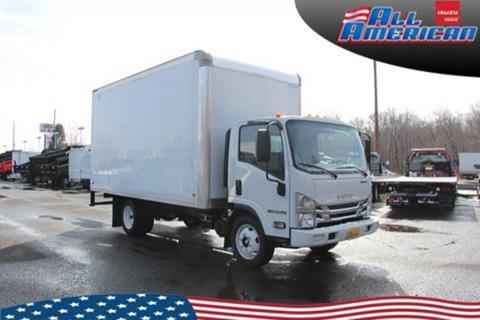 2018 Isuzu Dry Freight Box for sale in Old Bridge, NJ