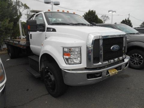 2016 Ford F-650 Super Duty for sale in Old Bridge, NJ