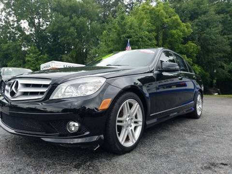 2010 Mercedes-Benz C-Class for sale in Decatur, GA
