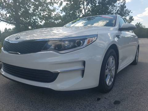 2016 Kia Optima for sale in Decatur, GA
