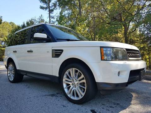 2011 Land Rover Range Rover Sport for sale in Decatur, GA