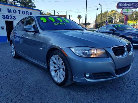 2011 BMW 3 Series for sale in Decatur, GA